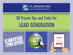 30 Greatest Lead Gen Tips - cover image