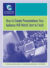 EBook - how to create presentations your audience will watch from start to finish