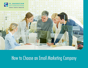 How to Choose an Email Marketing Company - cover