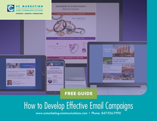 How to Develop Effective Email Campaigns - cover - 324px
